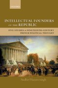 Cover for Intellectual Founders of the Republic