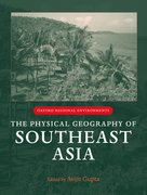 Cover for The Physical Geography of Southeast Asia