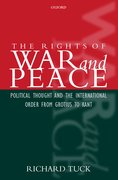 Cover for The Rights of War and Peace