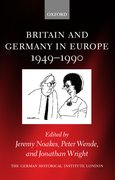 Cover for Britain and Germany in Europe 1949-1990