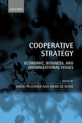 Cover for Cooperative Strategy