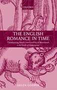 Cover for The English Romance in Time
