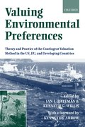 Cover for Valuing Environmental Preferences