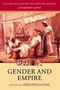 Cover for Gender and Empire