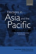 Cover for Elections in Asia and the Pacific: A Data Handbook