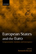 Cover for European States and the Euro