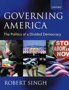 Cover for Governing America