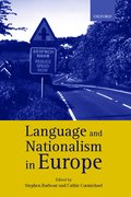 Cover for Language and Nationalism in Europe