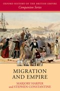 Cover for Migration and Empire