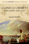 Cover for A Land of Liberty?