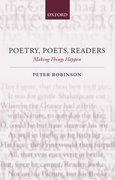 Cover for Poetry, Poets, Readers