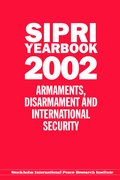 Cover for SIPRI Yearbook 2002