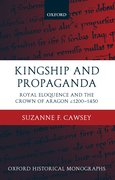 Cover for Kingship and Propaganda