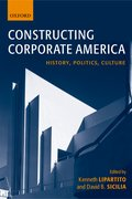 Cover for Constructing Corporate America