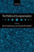 Cover for The Politics of Europeanization
