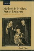 Cover for Madness in Medieval French Literature