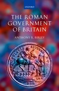 Cover for The Roman Government of Britain