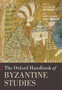 Cover for The Oxford Handbook of Byzantine Studies
