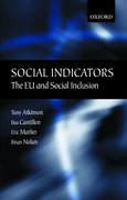 Cover for Social Indicators