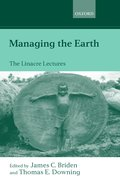 Cover for Managing the Earth