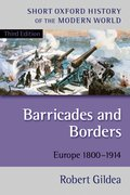 Cover for Barricades and Borders