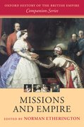 Cover for Missions and Empire