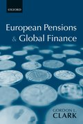 Cover for European Pensions and Global Finance