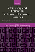 Cover for Citizenship and Education in Liberal-Democratic Societies