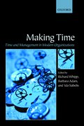 Cover for Making Time