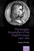 Cover for The Knights Hospitaller of the English <em>Langue</em> 1460-1565