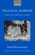 Cover for Political Worship