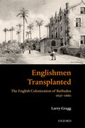 Cover for Englishmen Transplanted