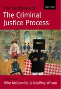 Cover for The Handbook of the Criminal Justice Process