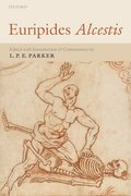 Cover for Euripides Alcestis