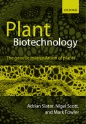 Cover for Plant Biotechnology