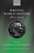 Cover for Writing World History