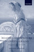 Cover for Readers and Writers in Ovid