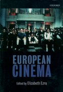 Cover for European Cinema