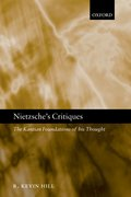 Cover for Nietzsche