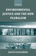 Cover for Environmental Justice and the New Pluralism