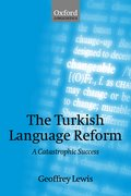 Cover for The Turkish Language Reform