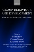 Cover for Group Behaviour and Development
