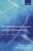 The Information Society and the Welfare State The Finnish Model