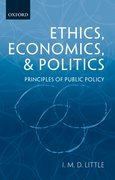 Cover for Ethics, Economics, and Politics