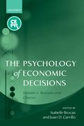 Cover for The Psychology of Economic Decisions