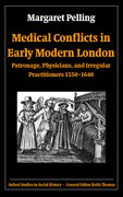 Cover for Medical Conflicts in Early Modern London