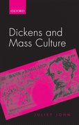 Cover for Dickens and Mass Culture