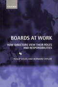 Cover for Boards at Work