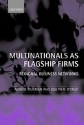 Cover for Multinationals As Flagship Firms