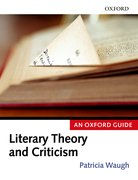 Cover for Literary Theory and Criticism